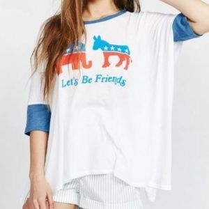 WildFox Los Angeles   Couture T Shirt XS